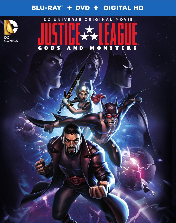 Justice League: Gods and Monsters จัสติซ ลีก ศึกเทพเจ้ากับอสูร [HD][พากย์ไทย]