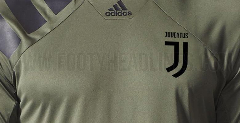e14447ef4 Adidas Juventus 17-18 Icon Jersey Released