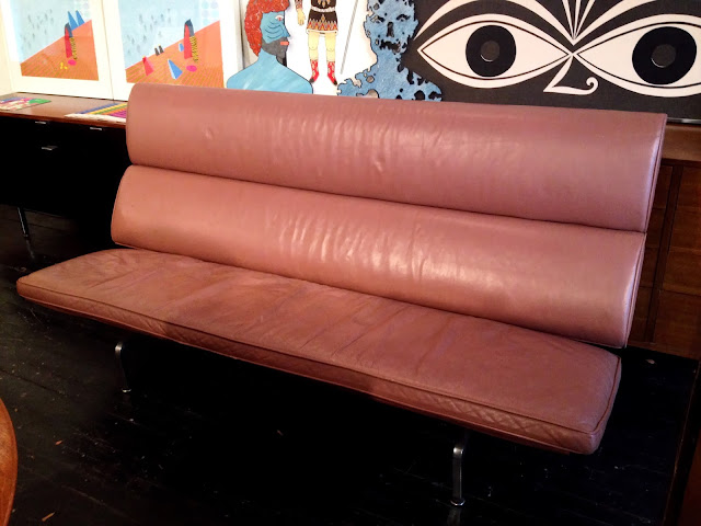 Sensational Bright Lyons Eames Sofa Compact Designed In 1954 For Forskolin Free Trial Chair Design Images Forskolin Free Trialorg
