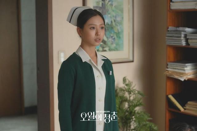 Review dan sinopsis drama Youth of May 2021 : Go Min Si