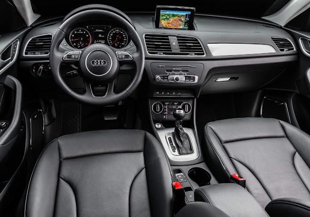 Novo Audi Q3 2018 Flex