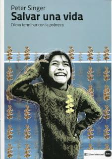 """""""Salvar una vida"""" - Peter Singer"""