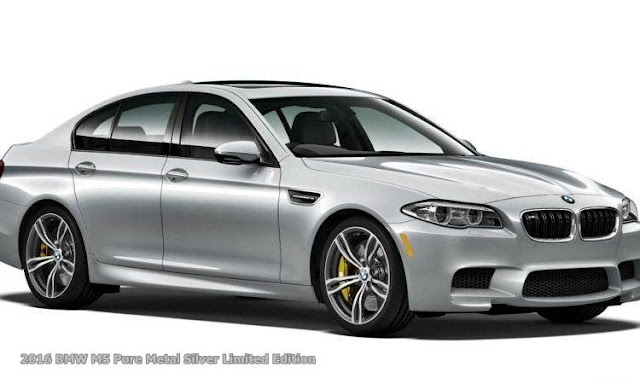 2016 BMW M5 Pure Metal Silver Limited Edition Review
