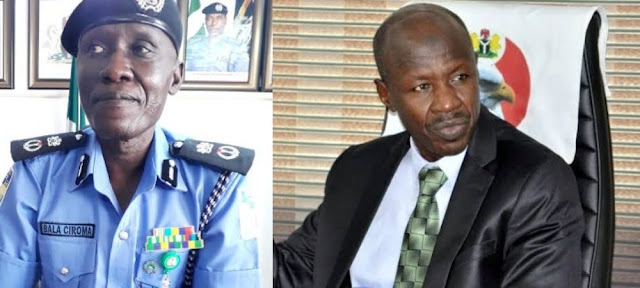 BALA CIROMA: Another MAGU Wants To Take Over The EFCC