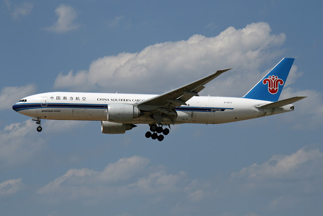 Boeing 777F Freighter China Southern Cargo