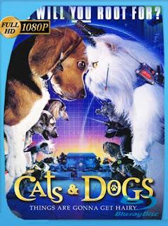 Como perros y gatos (Cats & Dogs) (2001) HD [1080p] Latino [GoogleDrive] SilvestreHD