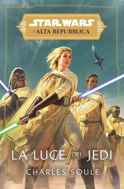 star wars alta repubblica romanzo la luce dei jedi
