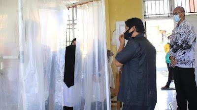 Untuk PBM Aman dari Covid, Siswa SMPN 6 Ciptakan Inovasi Screening Penciuman Digital