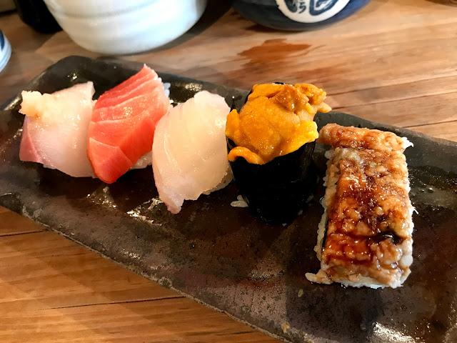 餐廳 - 日本大阪 - 大阪中央市場ゑんどう壽司 (Endo Sushi)