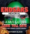 #EndSARS #EndSARSMemorial UPDATE