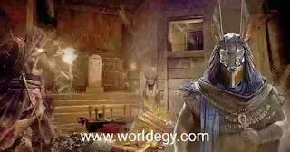 لعنة الفراعنة البحث عن الآثار رحلة الموت قصة حقيقية عن السحر والآثار