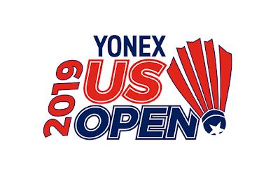 Live Streaming Yonex US Open 2019