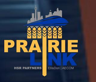 Prairie Link High Speed Rail