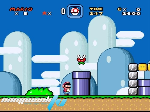 Super Mario World PC Full EXE Descargar 1 Link
