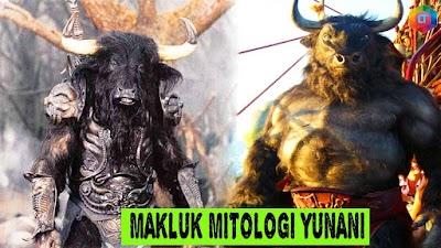 Inilah makhluk mitologi Yunani paling menyeramkan