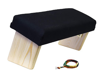 portable meditation bench