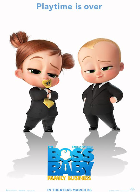 The Boss Baby 2: Family Business (2021) Movie Download
