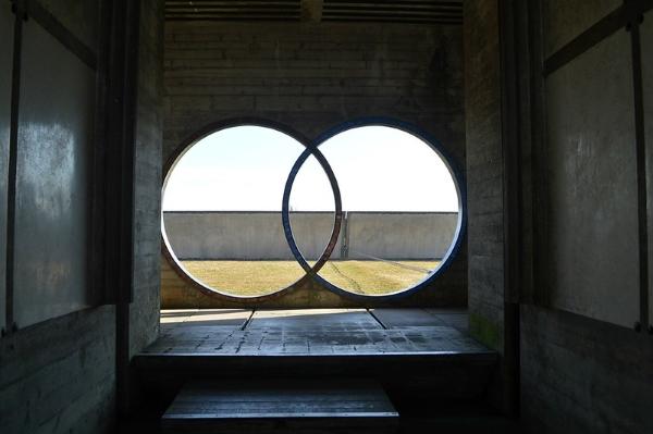 Carlo Scarpa-architettura-altivole-tomba Brion