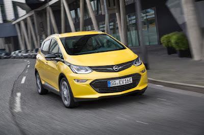 Ποια είναι τα επτά νέα μοντέλα της Opel το 2017