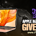 MacBook Air - Gold or $1,000 CASH Giveaway #Worldwide