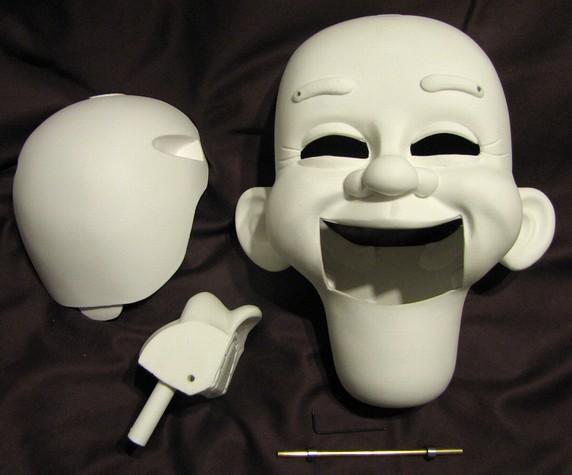 Puppets And Props Shop Talk: June 2012