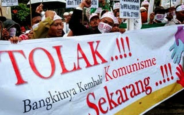 Aliansi Masyarakat Sumut Peduli NKRI Teken Petisi Penolakan Kebangkitan Komunis