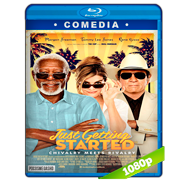 Just Getting Started (2017) BRRip 1080p Audio Dual Latino-Ingles