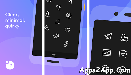 Phosphor Icon Pack APK v1.6.0 [Patched] [Latest]