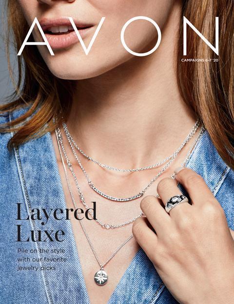 Avon Campaign 6-7 2020 - Layered Luxe