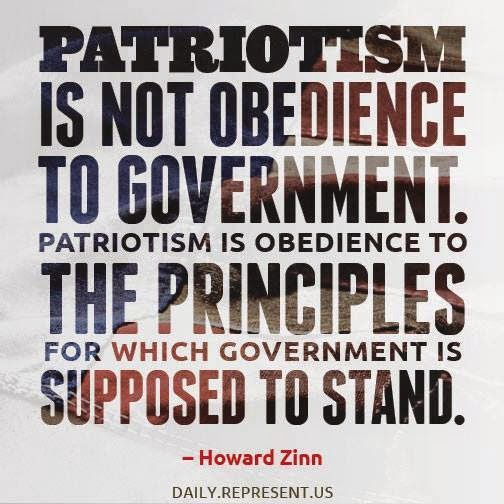 What is Patriotism