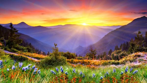 Изгревите на Слънцето