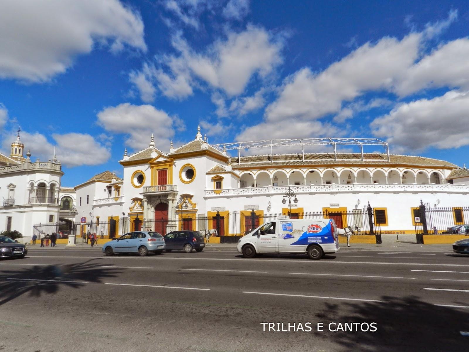 Tourada Sevilha