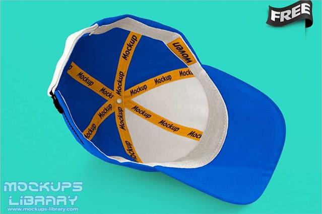 Free Hat Mockup Design