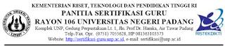PLPG Angkatan 2 Rayon 106 Universitas Negeri Padang