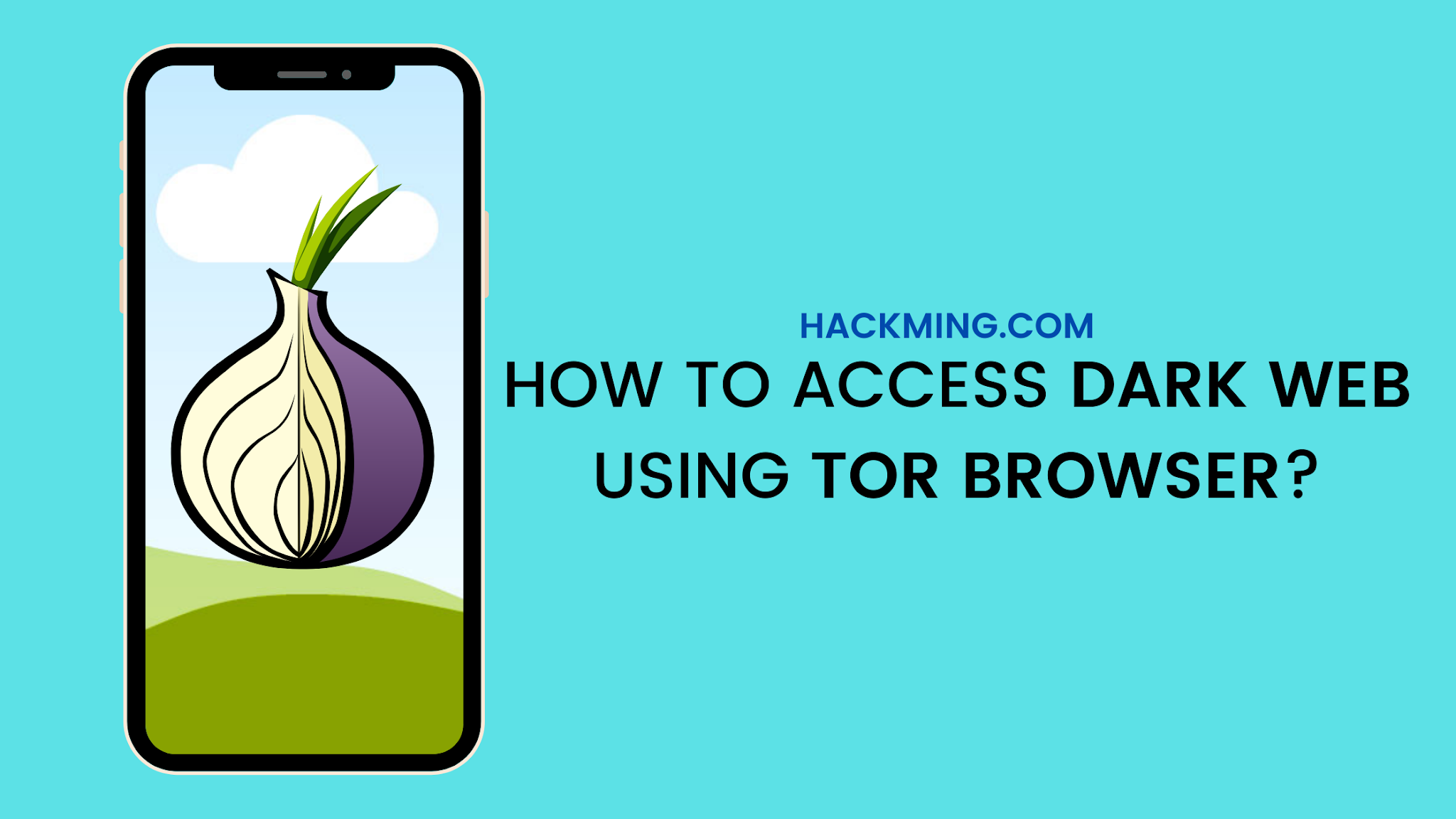 How to access Dark Web using Tor Browser