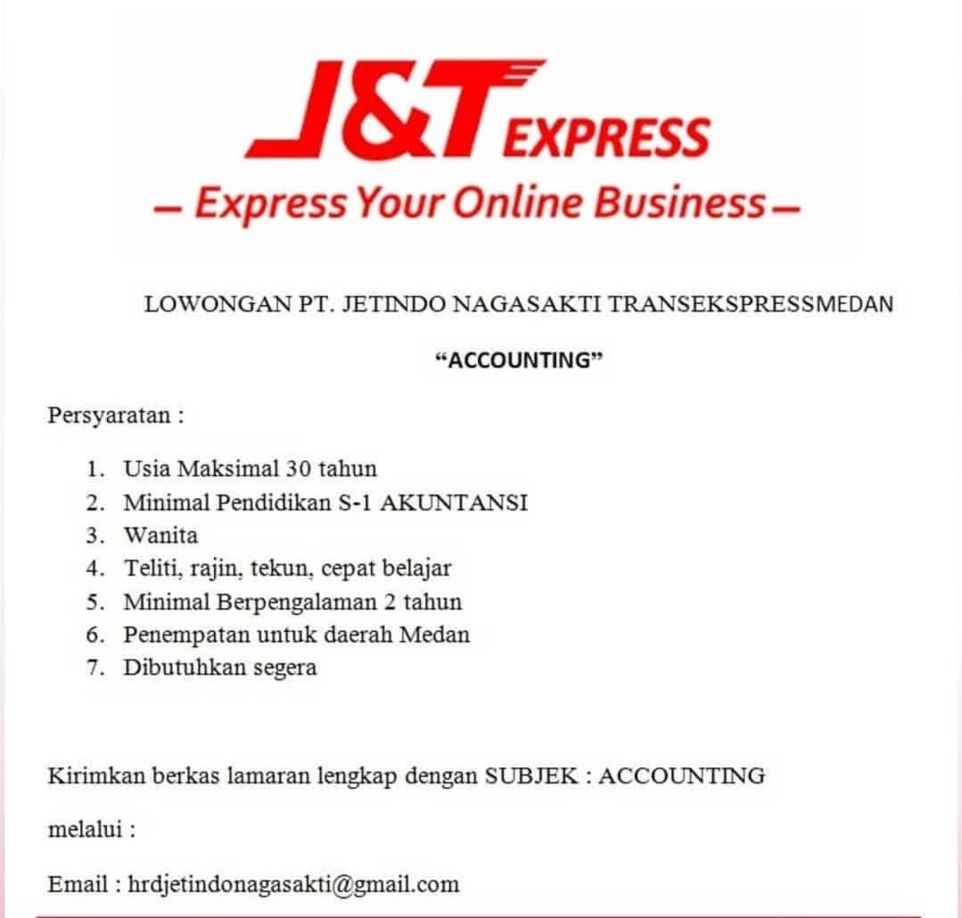 Lowongan Kerja Ninja Express Medan