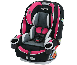 The Graco 4Ever All-in-One Car Seat encompasses plenty of safety features that will leave you confident in its capabilities to keep your child safe.