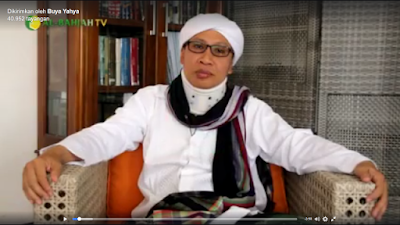 Jelang Aksi 112, Metro TV Fitnah Ulama Santun Buya Yahya