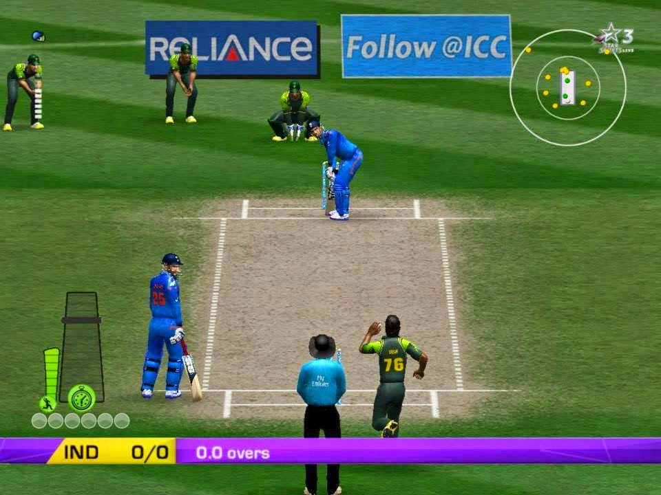 ea cricket 2014 pc game free  utorrent