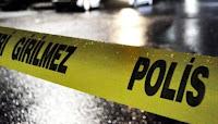 Kırşehir Çiçekdağı'nda İki Arabanın Kafa Kafaya Çarpışması Sonucu 1 Kişi Ağır 6 Kişi Yaralandı