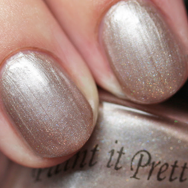 Paint It Pretty Polish Let It Snow
