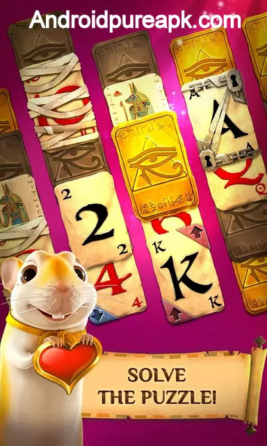 Pyramid Solitaire Saga Apk Download
