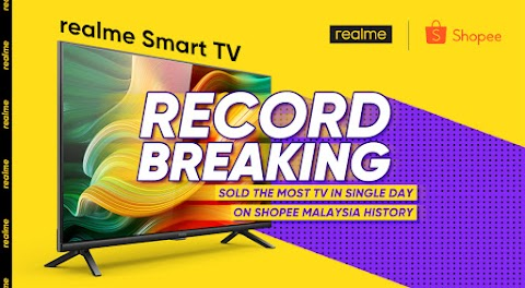 REALME MALAYSIA ENDING 2020 WITH RECORD-BREAKING NOTE !