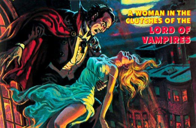 Dracula Lives! Comics