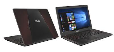 Harga dan Spesifikasi ASUS FX553VD Terbaru
