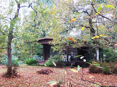 Extension et rénovation d'une maison de vacances en bois à Grayan