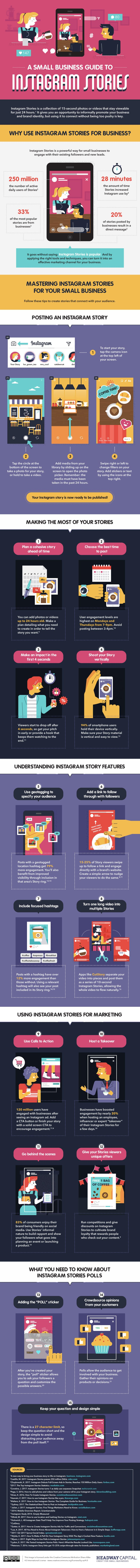 A Small Business Guide to Instagram Stories