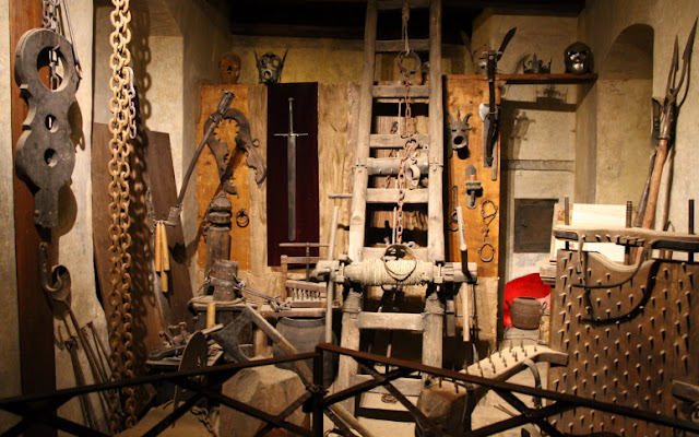 Museo de la tortura medieval, Praga. Los museos más raros y extraños del mundo