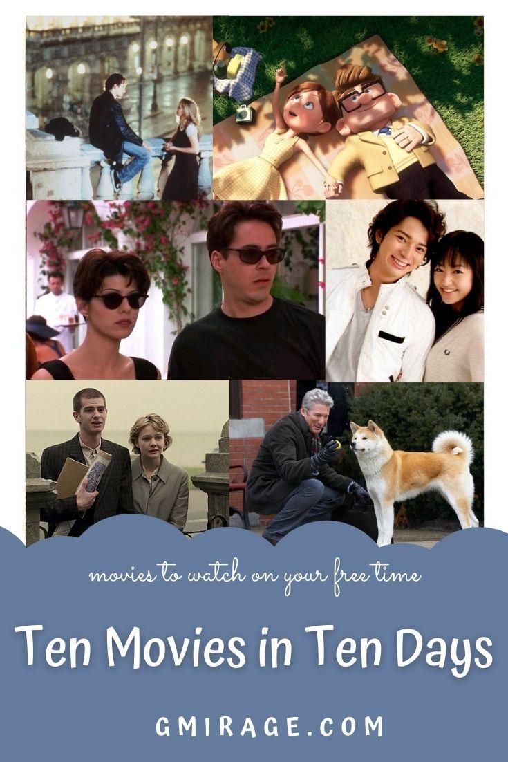 Ten Movies in Ten Days