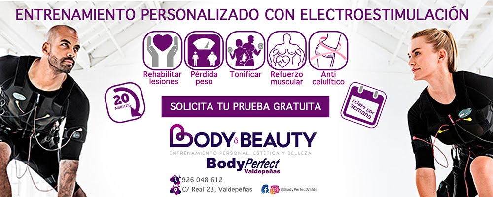BODYPERFECT VALDEPEÑAS